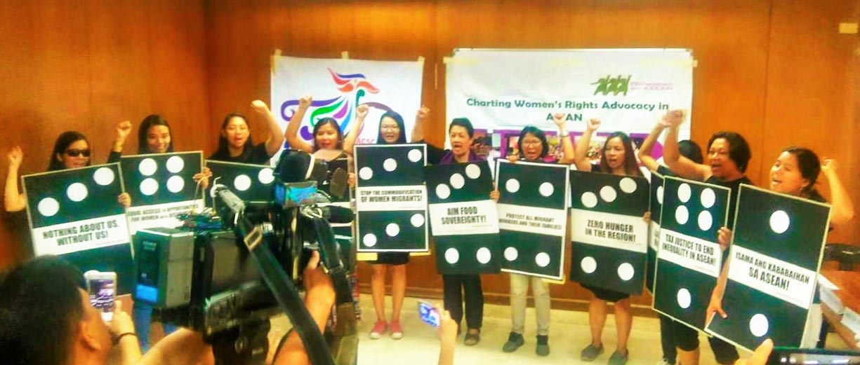 Women Demand Accountability of ASEAN: End Culture of Impunity